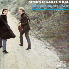 CDs de Música: SIMON AND GARFUNKEL - SOUNDS OF SILENCE - CD. Lote 47018325