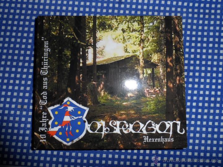 EISREGEN HEXENHAUS CD+DVD METALLICA MEGADETH ANTRHAX KREATOR (Música - CD's Heavy Metal)