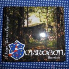 CDs de Música: EISREGEN HEXENHAUS CD+DVD METALLICA MEGADETH ANTRHAX KREATOR. Lote 47024598