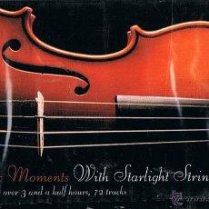 CDs de Música: ROMANTIC MOMENTS WITH STARLIGH STRINGS (PRECINTADO). Lote 47036309