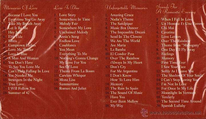 CDs de Música: ROMANTIC MOMENTS WITH STARLIGH STRINGS (PRECINTADO) - Foto 2 - 47036309