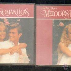 CDs de Música: LAS MAS BELLAS MELODIAS ROMANTICAS. 5 CD´S. CD-DOBLE-226. Lote 47057819
