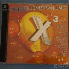 CDs de Música: CD DE MÚSICA DE,CLUB MIX 97:VOLUMEN 3,NºD1. Lote 47074906