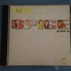 CDs de Música: CD DE MÚSICA DE,SPICE GIRLS:WANNABE,NºD3. Lote 47075282