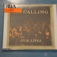 CDs de Música: CD PROMOCIONAL,DE MÚSICA DE,THE CALLING:OUR LIVES,NºB184. Lote 47078450