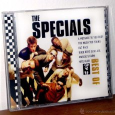 CDs de Música: THE SPECIALS - THE BEST (CD). Lote 143044128