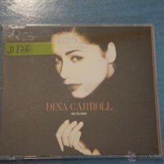 CDs de Música: CD PROMOCIONAL,DE MÚSICA DE,DINA CARROLL:SO CLOSE,NºB176. Lote 47083903
