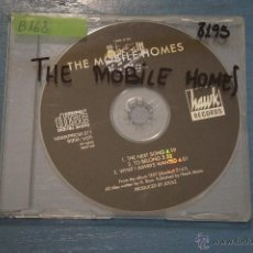 CDs de Música: CD PROMOCIONAL,DE MÚSICA DE,THE MOBILE HOMES:THE NEXT SONG,NºB168. Lote 47083980