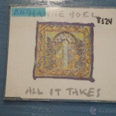 CDs de Música: CD PROMOCIONAL,DE MÚSICA DE,HANNE BOEL:ALL IT TAKES,NºB165. Lote 47084012