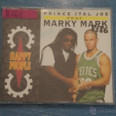 CDs de Música: CD PROMOCIONAL,DE MÚSICA DE,PRINCE ITAL JOE:HAPPY PEOPLE,NºB162. Lote 47084102