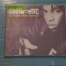 CDs de Música: CD PROMOCIONAL,DE MÚSICA DE,SOON EMC:AU NOM DES MIENS,NºB158. Lote 47084132