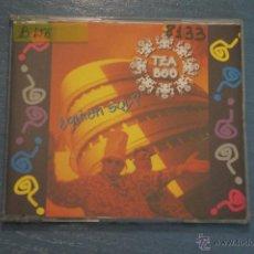 CDs de Música: CD PROMOCIONAL,DE MÚSICA DE,TZA BOO:¿QUIEN SOY?,NºB156. Lote 47084152
