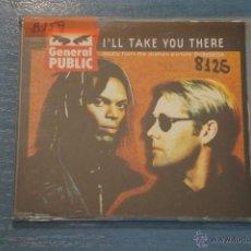 CDs de Música: CD PROMOCIONAL,DE MÚSICA DE,GENERAL PUBLIC:I´LL TAKE YOU THERE,NºB159. Lote 47084176