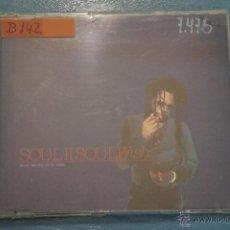 CDs de Música: CD PROMOCIONAL,DE MÚSICA DE,SOUL II SOUL:WISH,NºB142. Lote 47084286
