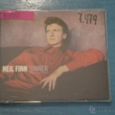 CDs de Música: CD PROMOCIONAL,DE MÚSICA DE,NEIL FINN:SINNER,NºB140. Lote 47084318