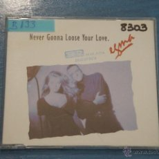 CDs de Música: CD PROMOCIONAL,DE MÚSICA DE,EGMA:NEVER GONNA LOOSE YOUR LOVE,NºB133. Lote 47084420