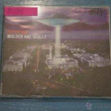 CDs de Música: CD PROMOCIONAL,DE MÚSICA DE,CATATONIA:MULDER AND SCULLY,NºB130. Lote 47084459