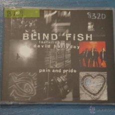 CDs de Música: CD PROMOCIONAL,DE MÚSICA DE,BLIND FISH:PAIN AND PRIDE,NºB129. Lote 47084469