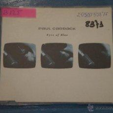 CDs de Música: CD PROMOCIONAL,DE MÚSICA DE,PAUL CARRACK:EYES OF BLUE,NºB125. Lote 47084533