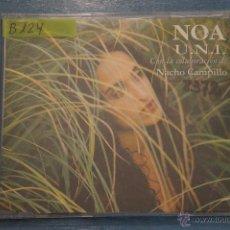 CDs de Música: CD PROMOCIONAL,DE MÚSICA DE,NOA:U.N.I,NºB124. Lote 47084542