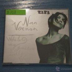 CDs de Música: CD PROMOCIONAL,DE MÚSICA DE,NAN VERNON:WHILE MY GUITAR,NºB121. Lote 47084597