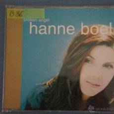 CDs de Música: CD PROMOCIONAL,DE MÚSICA DE,HANNE BOEL:BROKEN ANGEL,NºB86. Lote 47097862