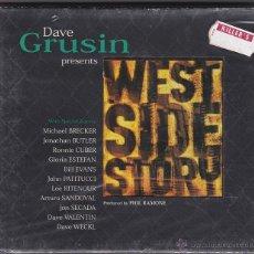 CDs de Música: DAVE GRUSIN PRESENTS WEST SIDE STORY. Lote 47121910
