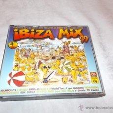 CDs de Música: IBIZA MIX 99. Lote 47134060