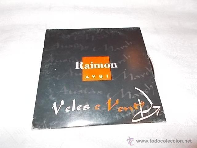 RAIMON VELES E VENT (Música - CD's Otros Estilos)
