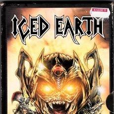 CDs de Música: ICED EARTH - DARK GENESIS - 5 BOX SET - 5 CDS. Lote 47149554