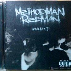 CDs de Música: METHODMAN REDMAN - BLACKOUT - CD. Lote 47152186
