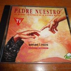 CDs de Música: DAVID SAYLOR & MIRYAN FULTZ PADRE NUESTRO GOSPEL EN ESPAÑOL CD ALBUM DEL AÑO 1993 CONTIENE 16 TEMAS. Lote 47173665