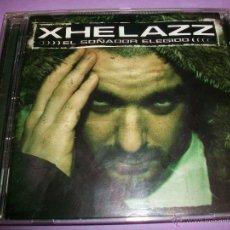 CDs de Música: XHELAZZ - EL SOÑADOR ELEGIDO - CD - RAP - HIP HOP - TOTEKING - HATE - VIOLADORES DEL VERSO. Lote 47177057
