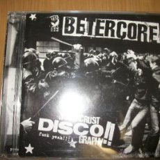 CDs de Música: CD BETERCORE - YOUTHCRUST DISCOGRAPHY - HARDCORE. Lote 47184453