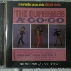 CDs de Música: CD. A GO GO - THE SUPREMES -. Lote 47187078