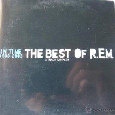 CDs de Música: REM / R.E.M. IN TIME 1988 - 2003. THE BEST OF R.E.M. 6 TRACK SAMPLER. PROMO WB PRO4346. Lote 47201110