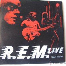 CDs de Música: REM / R.E.M. LIVE. ALBUM SAMPLER. 3 TRKS. LIVE 15/10/07. WB. PRO17023. Lote 47201310