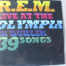 CDs de Música: REM / R.E.M. LIVE AT THE OLYMPIA IN DUBLIN. CD SINGLE. 1 TRACK. PROMO. 2009 WB UK . Lote 47201453