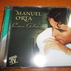 CDs de Música: MANUEL ORTA CON ALMA CD ALBUM PRECINTADO DEL AÑO 2000 CONTIENE 12 TEMAS SEVILLANAS Y RUMBAS. Lote 47209707