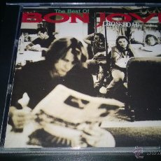 CDs de Música: BON JOVI - CROSS ROAD - THE BEST OF BON JOVI. Lote 47213437