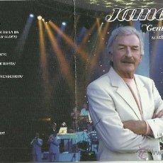 CDs de Música: JAMES LAST CD DOBLE (2 DISCOS) SELLO EAGLE RECORDS AÑO 2002 EDITADO EN USA.. Lote 47258012