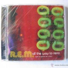CDs de Música: REM / R.E.M. ALL THE WAY TO RENO (YOU'RE GONNA BE A STAR). DVD VIDEO/AUDIO. W568DVD.(PRECINTADO). Lote 47260283