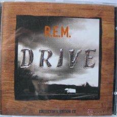CDs de Música: REM / R.E.M. DRIVE. COLLECTOR'S EDITION CD. 4 TRACKS. WB W0136CDX - 9362-40633-2. Lote 47261429