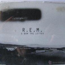 CDs de Música: REM / R.E.M. E-BOW THE LETTER. CD 1 TRACK. PROMO PRCD 358 PRO 6192. 1996. Lote 47261554