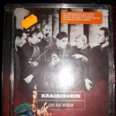 CDs de Música: DVD RAMMSTEIN – LIVE AUS BERLIN - . Lote 47327481