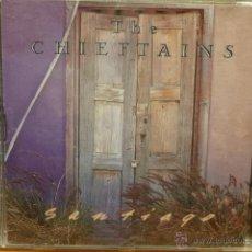CDs de Música: THE CHIEFTAINS. SANTIAGO. CD / RCA-VICTOR - 1996. 15 TEMAS. CALIDAD LUJO.. Lote 47370190