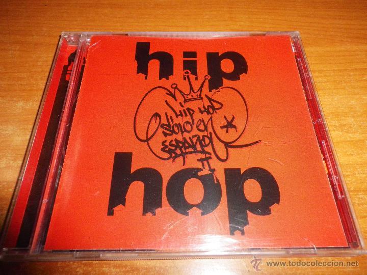 HIP HOP SOLO EN ESPAÑOL II VOLUMEN 3 CD ALBUM DEL AÑO 2002 DJ JEKEY ZEMO TOTE KINGS 18 TEMAS (Música - CD's Hip hop)