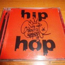 CDs de Música: HIP HOP SOLO EN ESPAÑOL II VOLUMEN 3 CD ALBUM DEL AÑO 2002 DJ JEKEY ZEMO TOTE KINGS 18 TEMAS. Lote 47379808