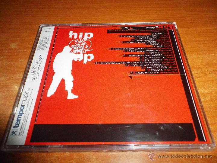 CDs de Música: HIP HOP Solo en Español II volumen 3 CD ALBUM DEL AÑO 2002 DJ JEKEY ZEMO TOTE KINGS 18 TEMAS - Foto 2 - 47379808