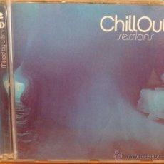 CDs de Música: CHILLOUT SESSIONS. VOL. 2. DOBLE CD / BLANCO Y NEGRO - 2002. 35 TEMAS. BUENA CALIDAD.. Lote 47381108